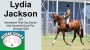 Artwork for 029: Lydia Jackson - International Three Day Eventer, Now Successful Grand Prix Dressage Competitor