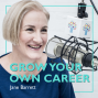 Artwork for 73: How to Raise Your Profile at Work - with Personal Branding Specialist, Jennifer Holloway