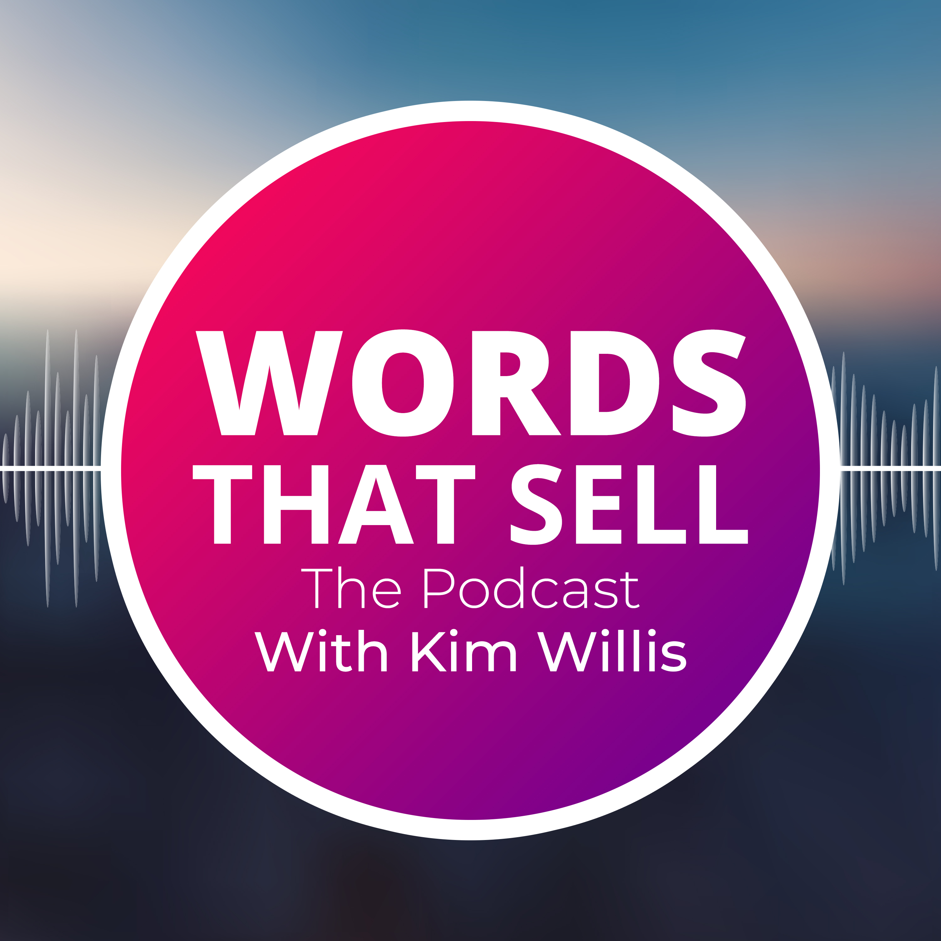 wordsthatsell's podcast show art