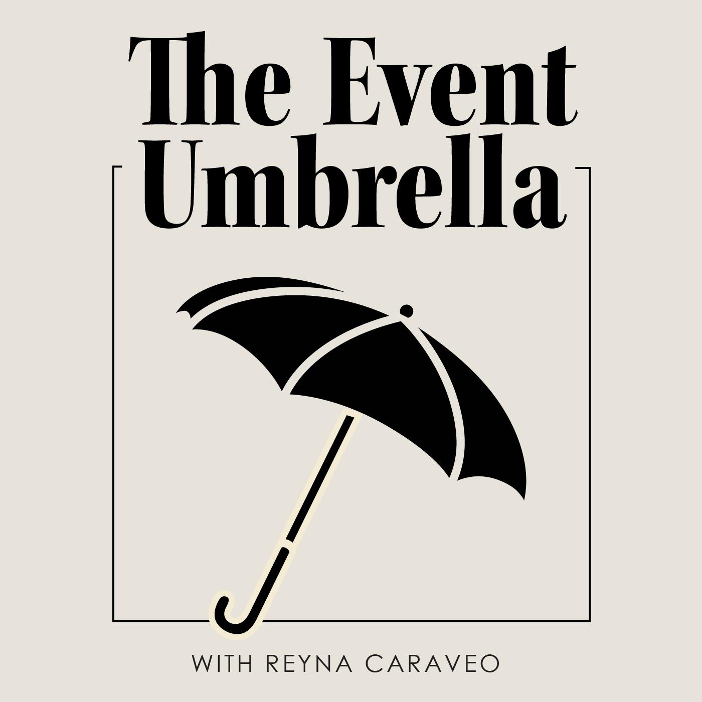 The Event Umbrella show art