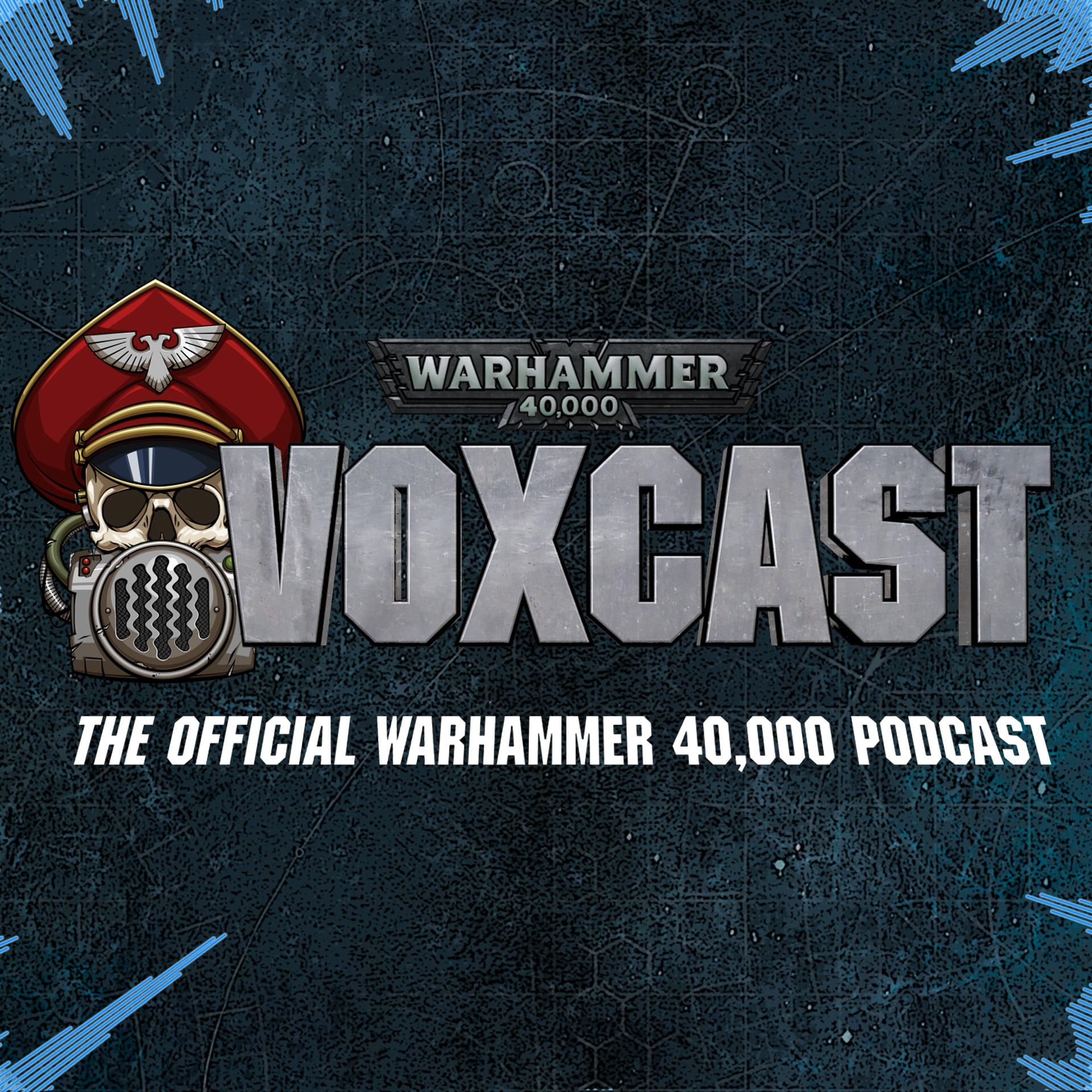 VoxCast: The Official Warhammer 40,000 Podcast show art