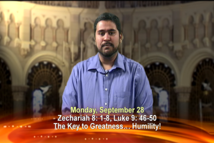 Artwork for Monday, 28th September Today's Topic: The Key to Greatness…Humility!