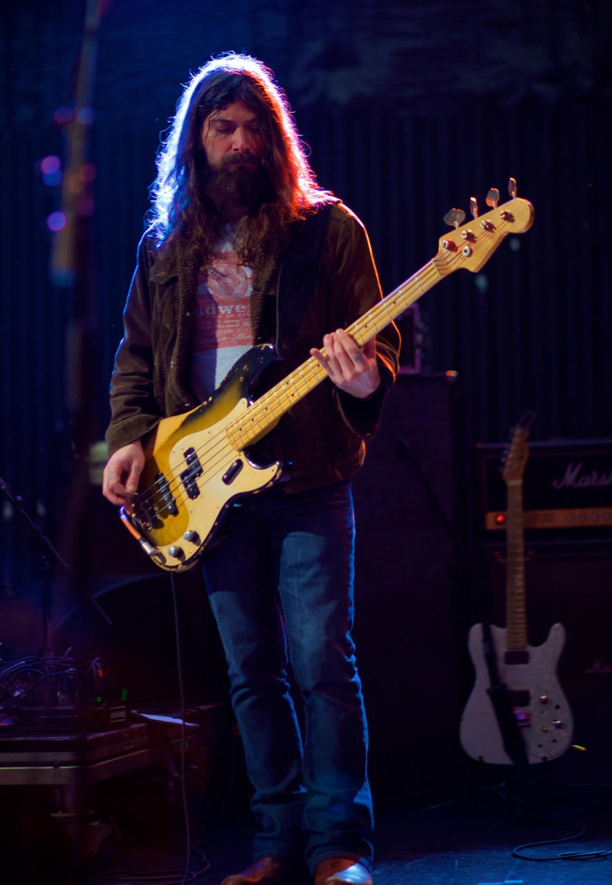 #228:Michael Devin/Bass Player for Whitesnake
