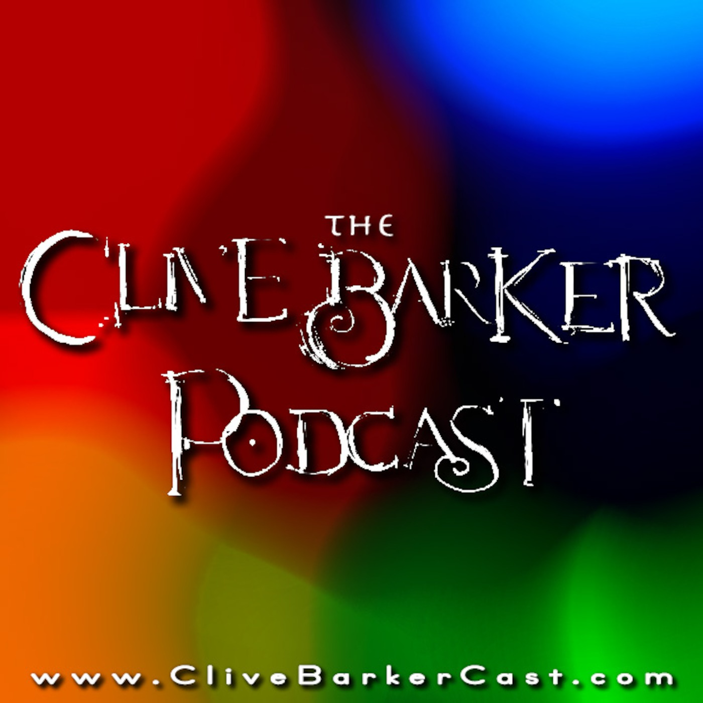 The Clive Barker Podcast show art