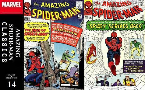014 ASM Classics - Amazing Spider-Man 18 and 19