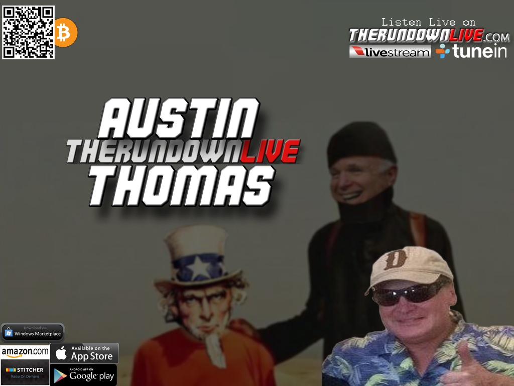 The Rundown Live #341 Austin Thomas (Facebook,ISIS,Government,Anarchy)