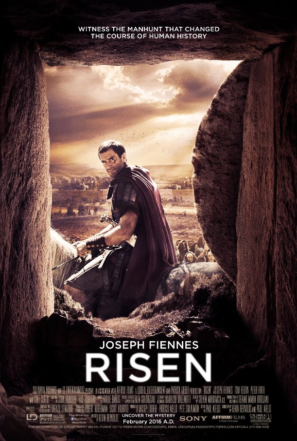 Ep. 222 - Risen (Misery vs. Big Fish)