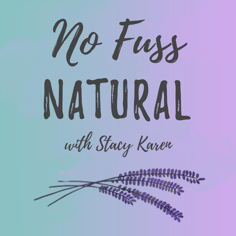 No Fuss Natural show art
