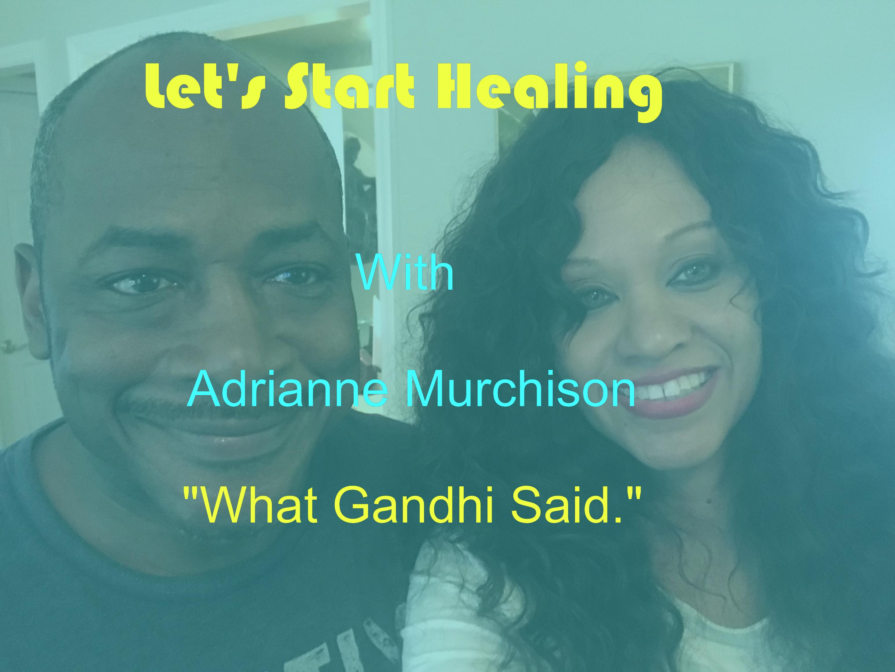 Artwork for Let's Start Healing Ep. 13