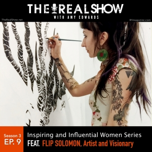 TRS Season 3, Episode 9: Inspiring and Influential Women feat. Flip Solomon