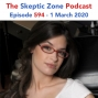 Artwork for The Skeptic Zone #594 -1.March.2020