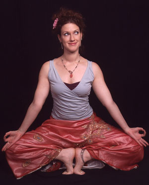 JivaDiva Yoga Jam Special 75 Min. Bootleg - *Chakras through Asana* Class