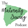 Artwork for Episode 14: Audrey of Skirt Fixation on Maternity Sewing