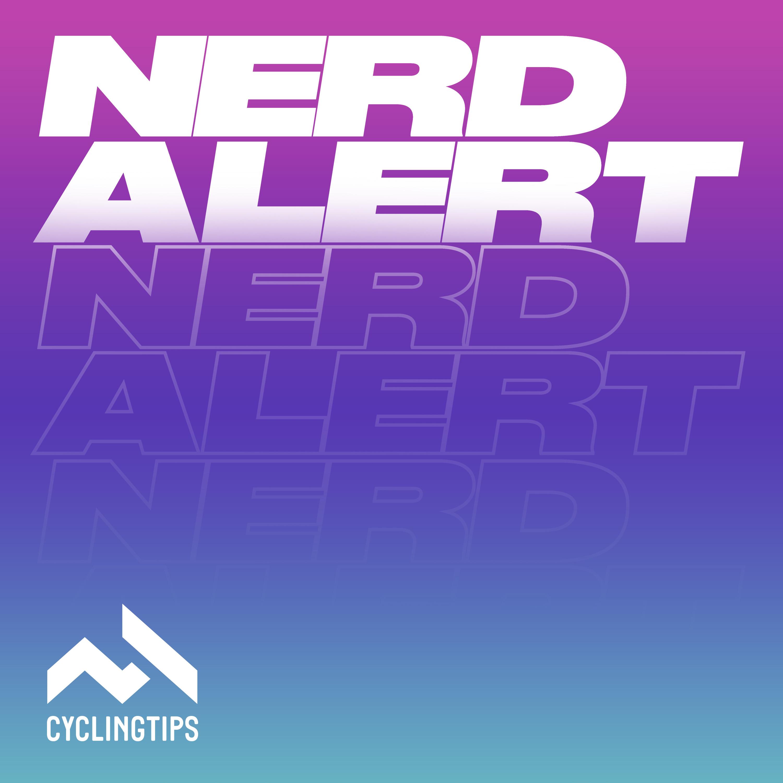 Nerd Alert Podcast show art
