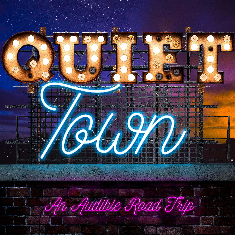 Quiet Town show art