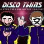"""Artwork for The DISCO Twins #3: """"New Eden"""" and """"Primal Urges"""""""