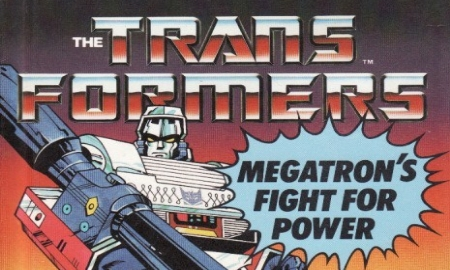 When the Music Stops: Transformers - Megatron's Fight for Power
