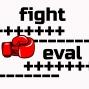 Artwork for Lewis vs Dos Santos FIGHT EVAL