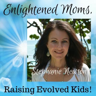 Enlightened Moms, Raising Evolved Kids! show image