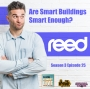 Artwork for S03E25 - Are smart buildings smart enough? with Adam Bartman
