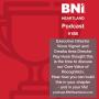 Artwork for BNI HEARTLAND PODCAST #188: Core Value Series - Recognition