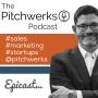 Artwork for Pitchwerks #136 -  Dr. John Stakeley | Entrepreneurship Professor