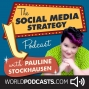 Artwork for Social Media Strategy Podcast 14: Laura Pearman - Professional Headshots Photographer