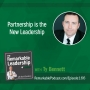 Artwork for Partnership is the New Leadership with Ty Bennett