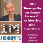 Artwork for Ep. 57 An Interview with Carol Boyce