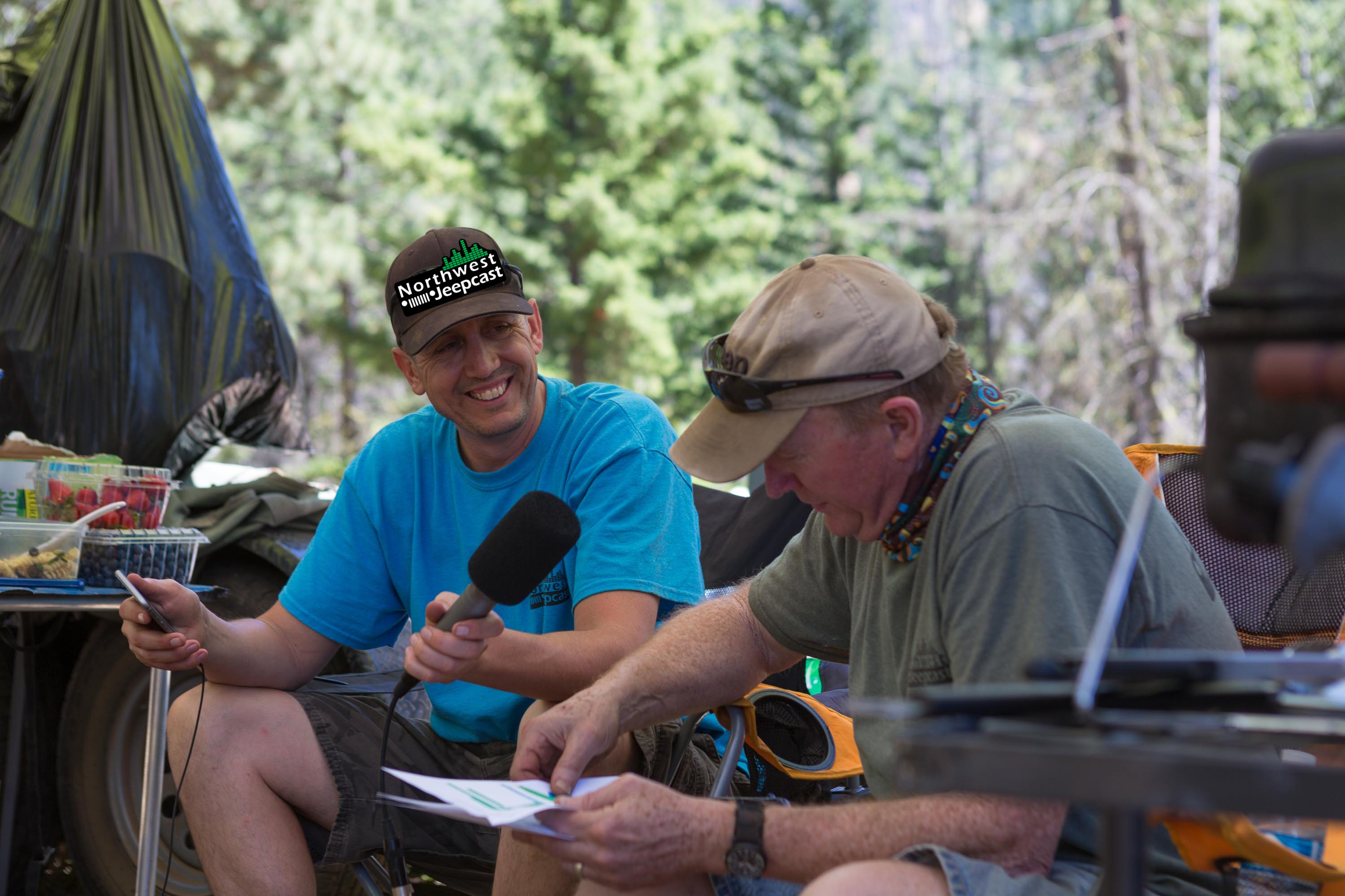 Northwest Jeepcast - Podcasting Live
