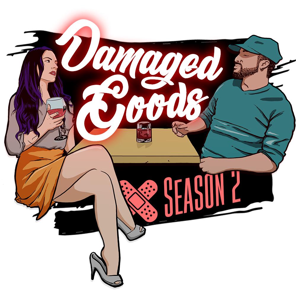 Damaged Goods show art