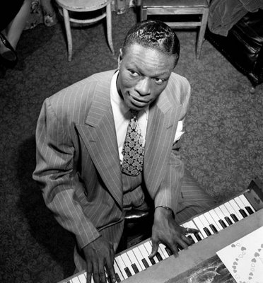 """Around the Blogs: Appreciating Nat """"King"""" Cole, Pianist"""