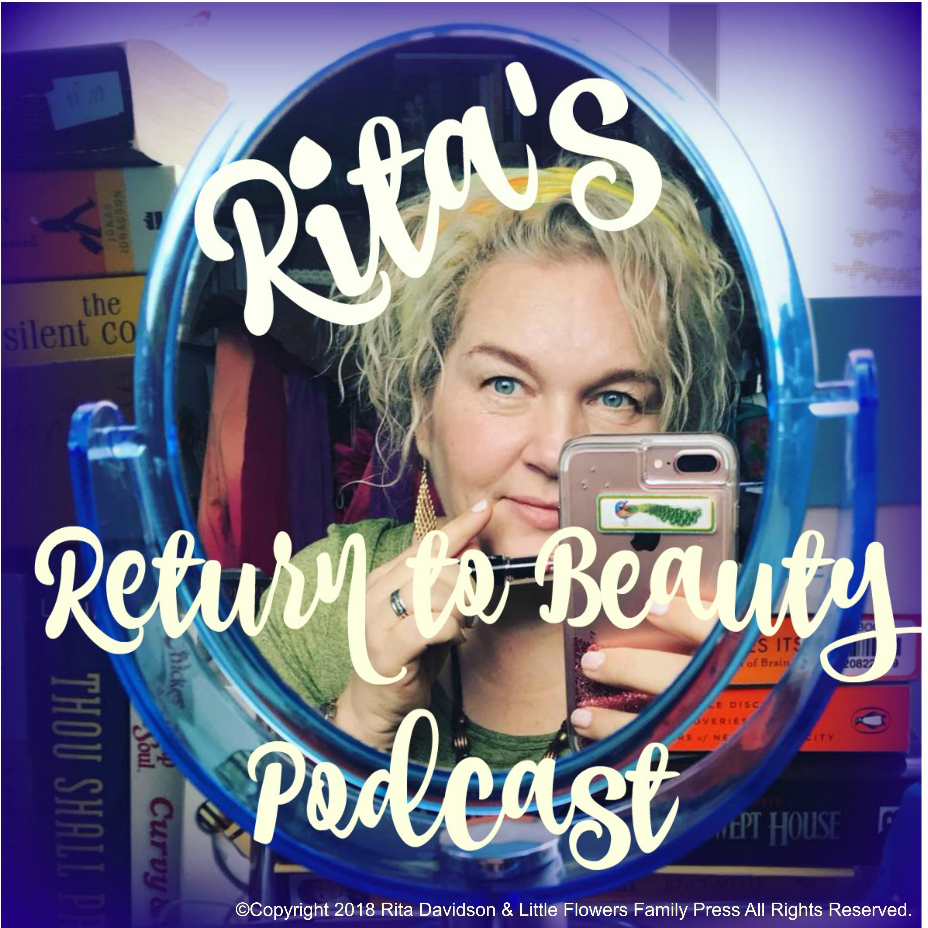Return to Beauty Podcast show art