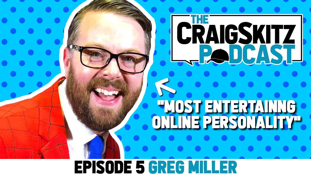 Episode 5 - Greg Miller of Kinda Funny