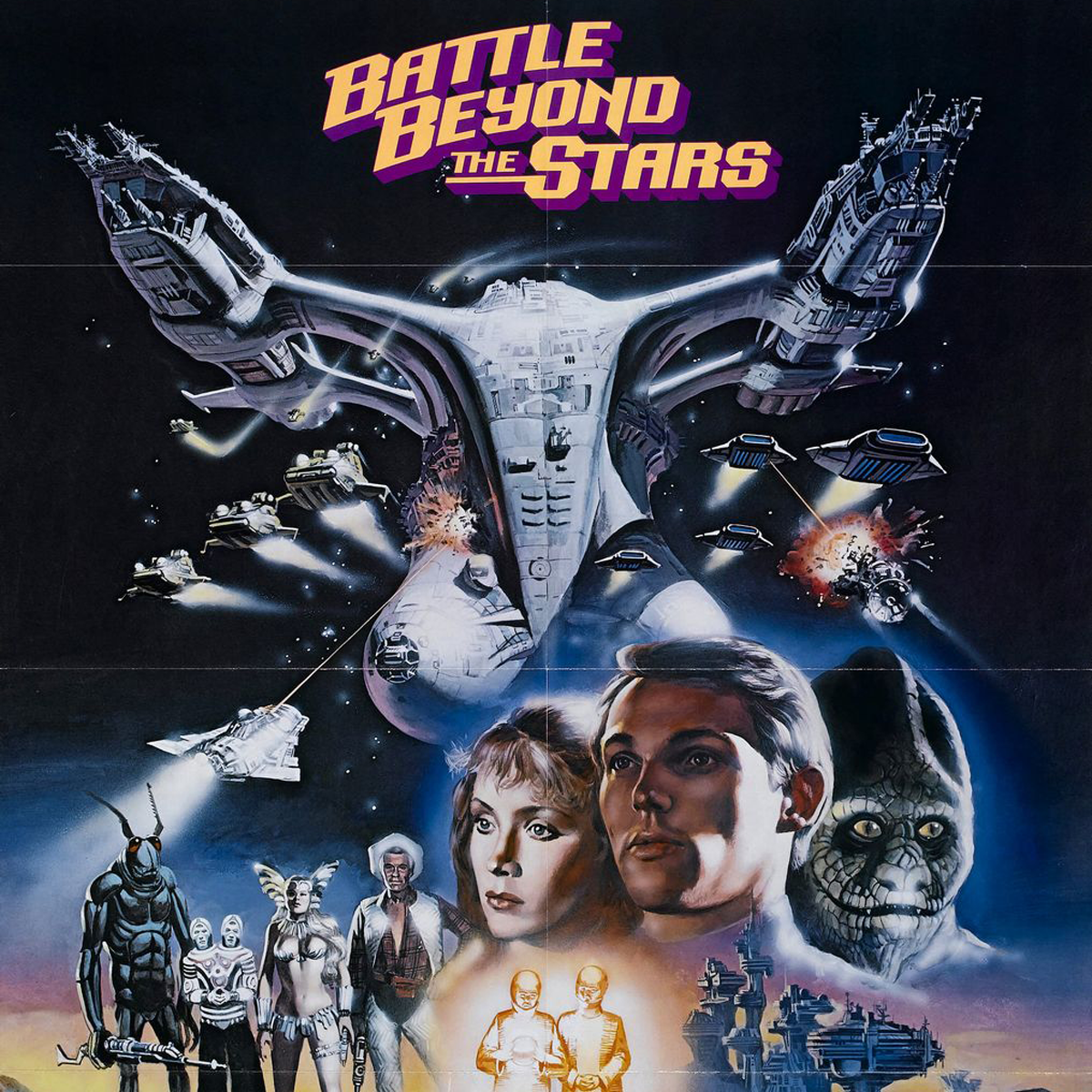 ISTYA Battle Beyond the Stars 1980 review