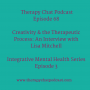 Artwork for 68: Creativity & the Therapeutic Process: An Interview with Lisa Mitchell