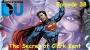 Artwork for The Earth Station DCU Episode 38 – The Secret of Clark Kent