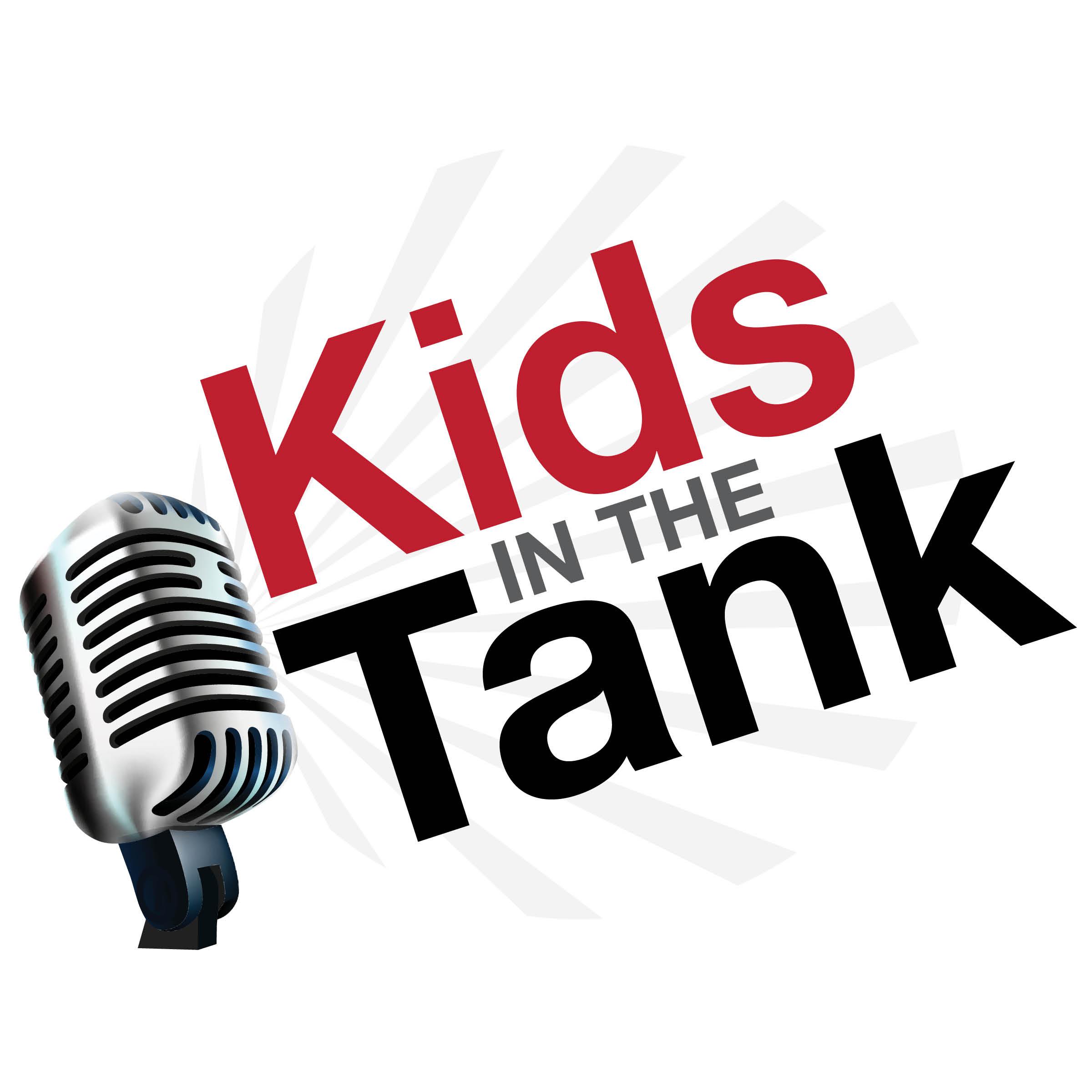 Kids In The Tank show art