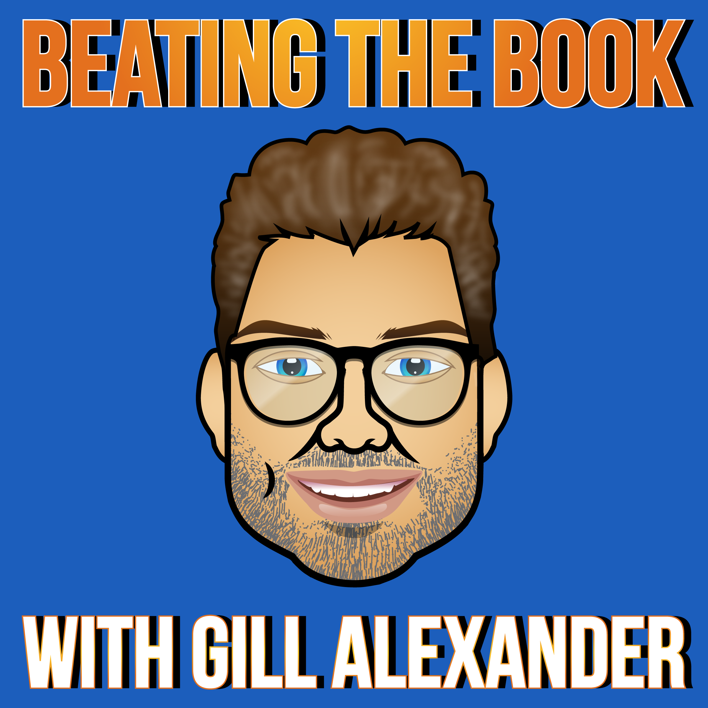 Beating The Book with Gill Alexander logo
