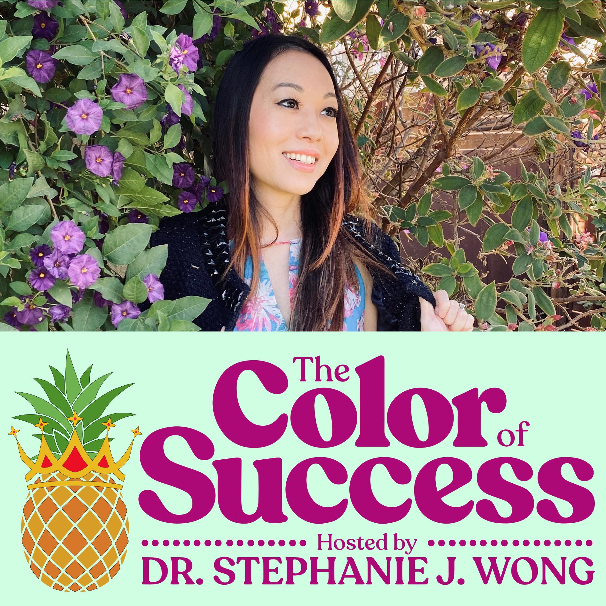 Color of Success show art