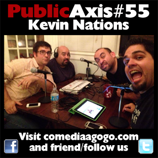 Public Axis #55: Kevin Nations
