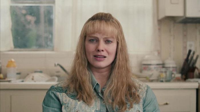 Margot Robbie as Tonya Harding