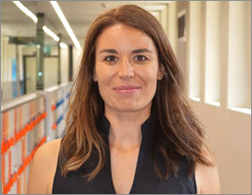 Malaria Parasites and Red Blood Cells: Teresa Carvalho Works on Disease Prevention