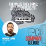Artwork for The Value They Bring: Why You Need a Culture that Treats People as the Most Important Asset