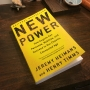 Artwork for 'New Power': Book review