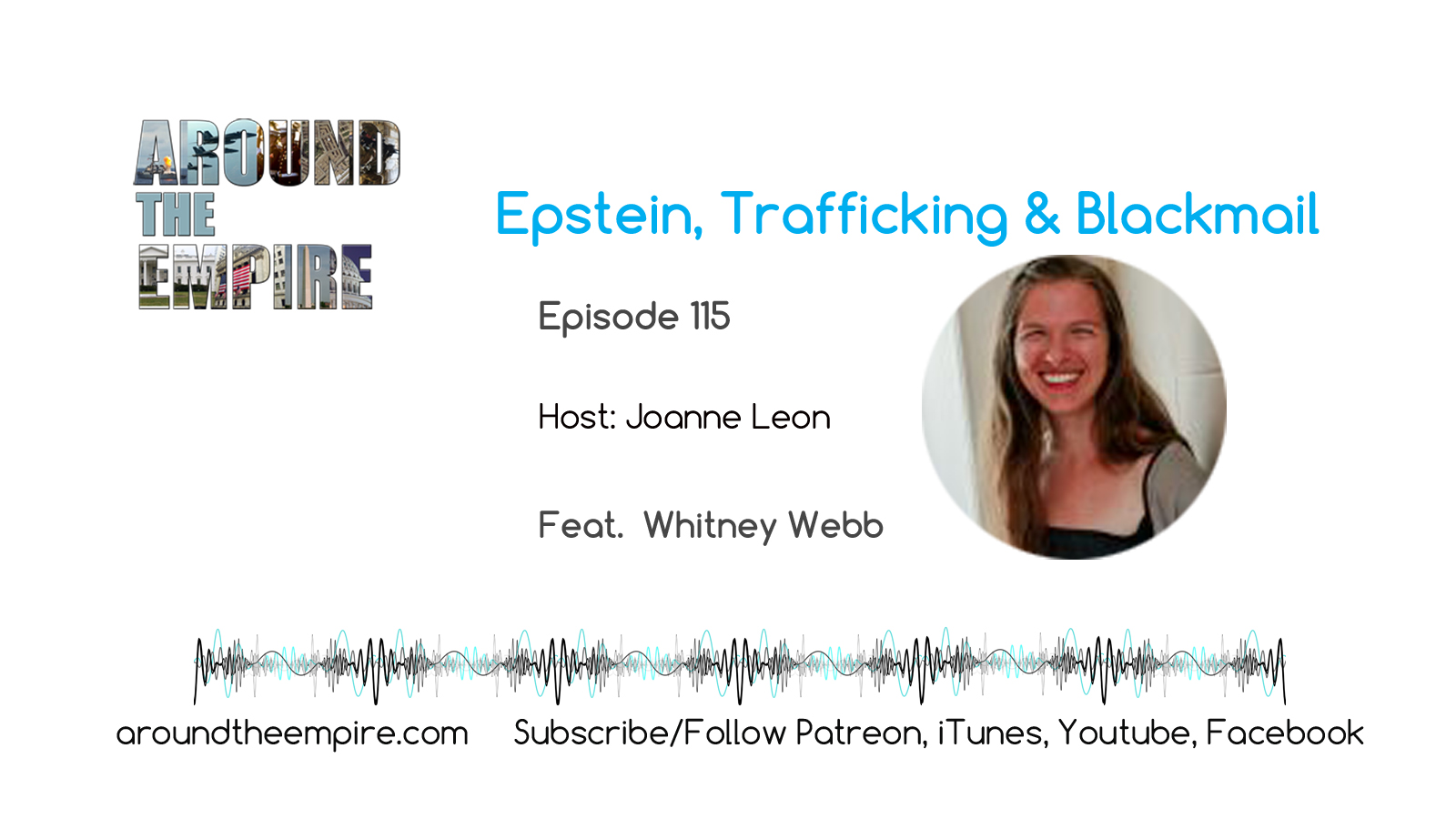 Ep115 Epstein Trafficking Blackmail