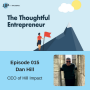 Artwork for EP 015 - Crisis Management and Your Mission - Dan Hill