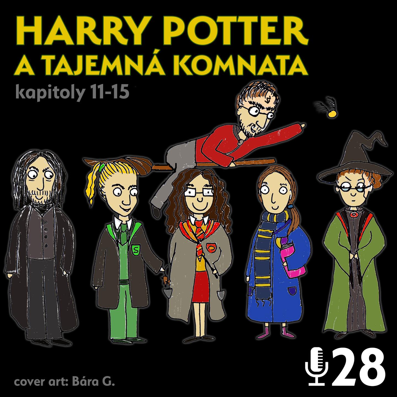 Epizoda 28 - Harry Potter 2.3