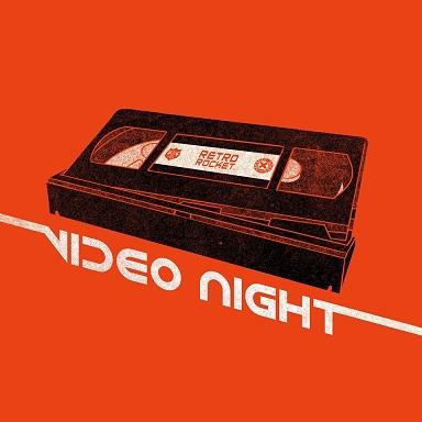 Artwork for Video Night! Relentless Action Films.