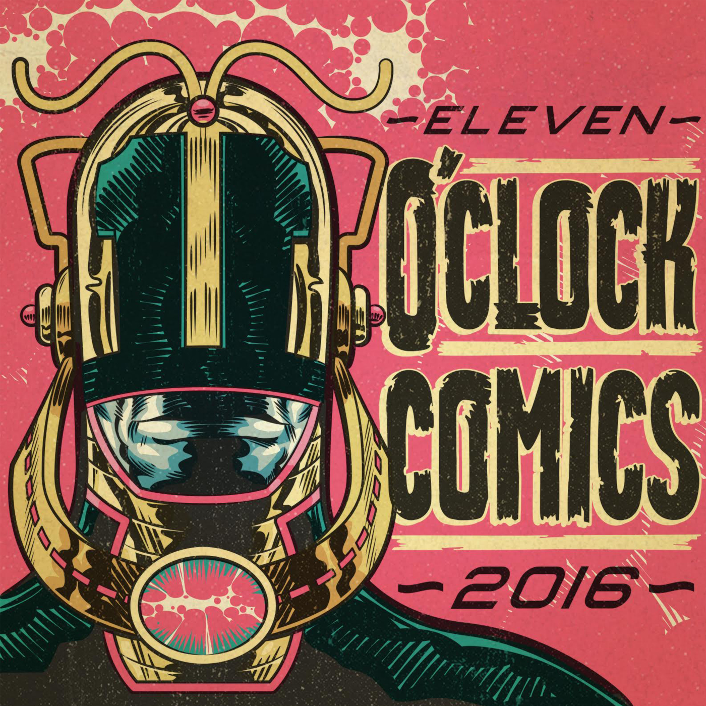 11 O'Clock Comics Episode 417